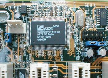 C-Media CMI 8738