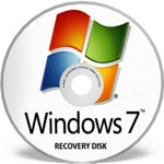 Windows 7 Recovery Disc v1.0 (64bit and 32bit)