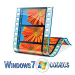 Видео кодеки Windows 7 Codecs 2.6.2 финал
